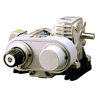 Gear Speed Reducer - Variable Speed Device