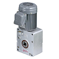 Special Worm Gear Reducer - Mounted Type