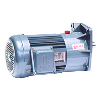 Gear Reducer Motor -3 - Phase (Standard / Brake) Gear Reducer Motor 1 / 8HP (0.1KW)