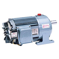 Gear Reducer Motor -3 - Phase (Standard / Brake) Gear Reducer Motor 1 / 4HP (0.2KW)