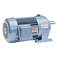 Gear Reducer Motor -3 - Phase (Standard / Brake) Gear Reducer Motor 1 / 2HP (0.4KW)