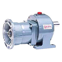 Small Gear Reducer-Input Flange Type Gear Reducer Motor 2HP (1.5KW)