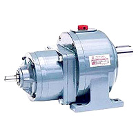 Small Gear Reducer-Double Shaft Type Gear Reducer Motor 2HP (1.5KW)